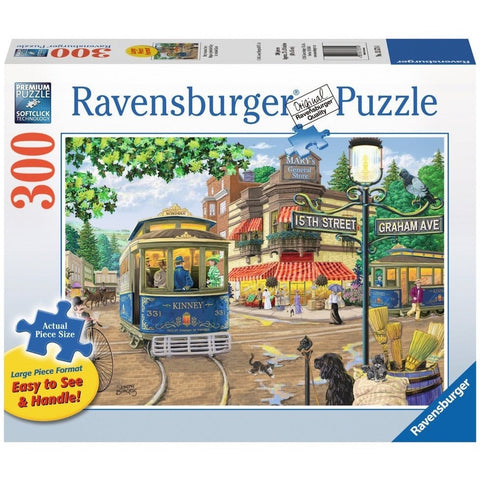 Jigsaw Puzzles - Ravensburger Mary's General Store 300 Piece Puzzle