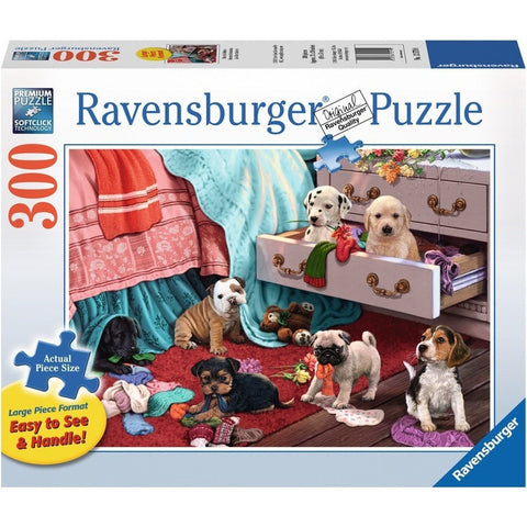 Jigsaw Puzzles - Ravensburger Mischief Makers 300 Piece Puzzle