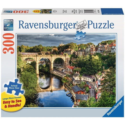 Jigsaw Puzzles - Ravensburger Over The River 300 Piece Puzzle
