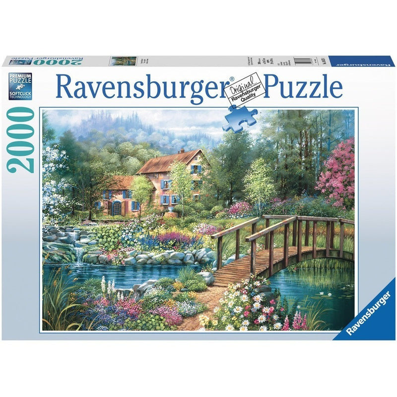 Jigsaw Puzzles - Ravensburger Shade's Of Summer 2000 Piece Puzzle