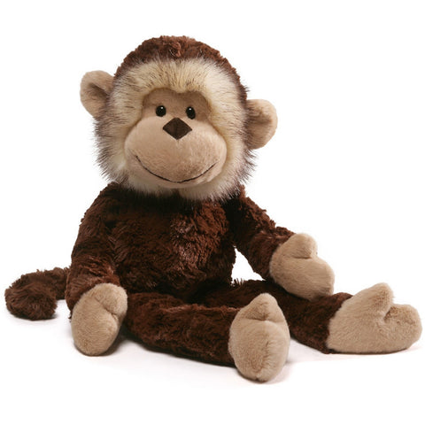 Jungle And Wild Animals - Gund Alvin Gorilla 14""