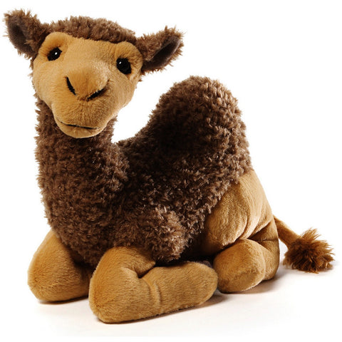 "Gund Camella Brown Camel 9.5""- - Anglo Dutch Pools & Toys"