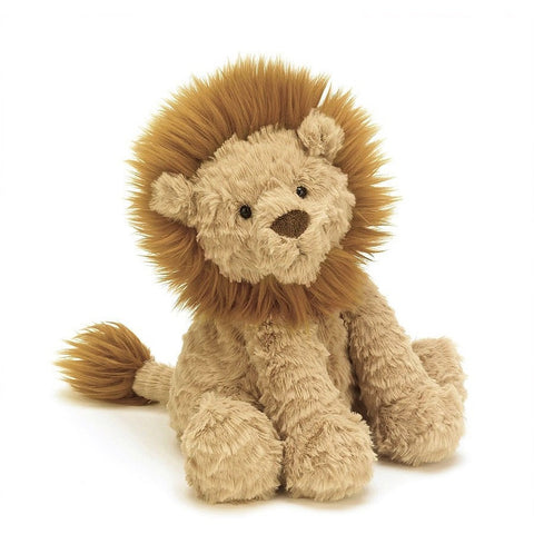 Jungle And Wild Animals - Jellycat Fuddlewuddle Lion 9""