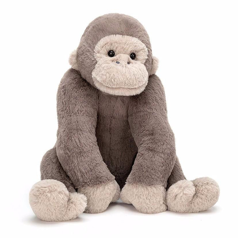 Jungle And Wild Animals - Jellycat Gregory Gorilla