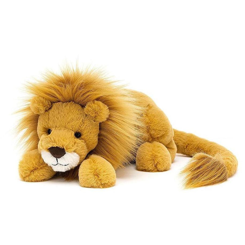 Jungle And Wild Animals - Jellycat Louie Lion Little 11""