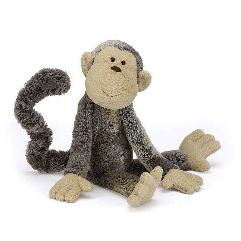 "Jellycat Mattie Monkey 17"" - Jungle and Wild Animals - Anglo Dutch Pools and Toys"