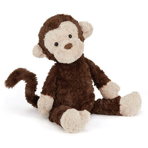 "Jellycat Mumble Monkey 16""- - Anglo Dutch Pools & Toys  - 1"