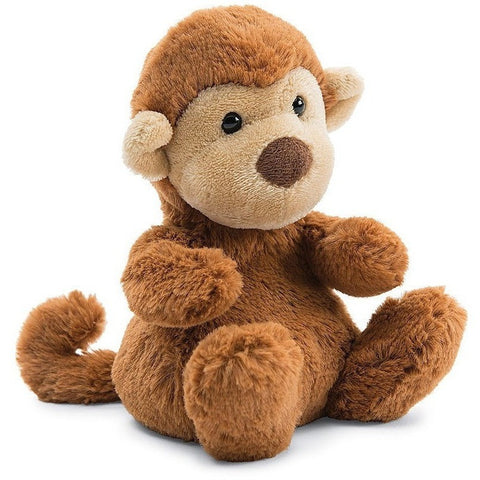 Jungle And Wild Animals - Jellycat Poppet Monkey 5""