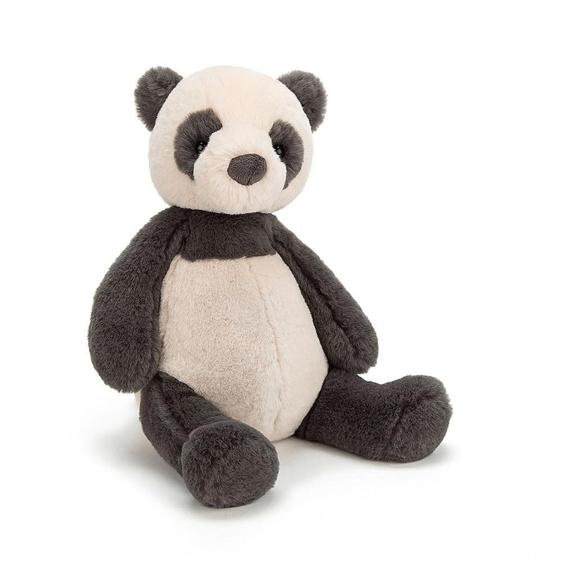 Jungle And Wild Animals - Jellycat Puffles Panda 13""