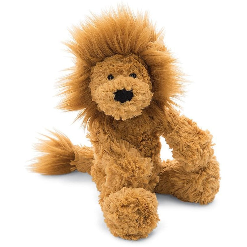 Jungle And Wild Animals - Jellycat Sguiggles Lion 9""