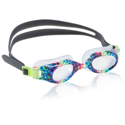 Speedo Jr. Hydrospex Print Goggle - Kids and Junior Recreational Goggles - Anglo Dutch Pools and Toys