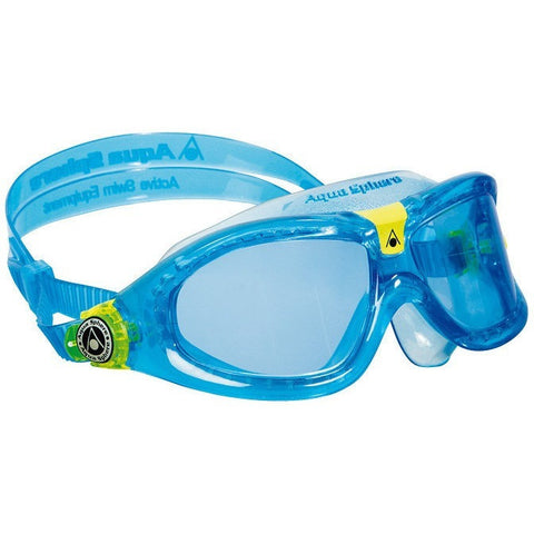 Aqua Sphere Seal Kid 2 - Blue Lens - Kids and Junior Swim Masks - Anglo Dutch Pools and Toys