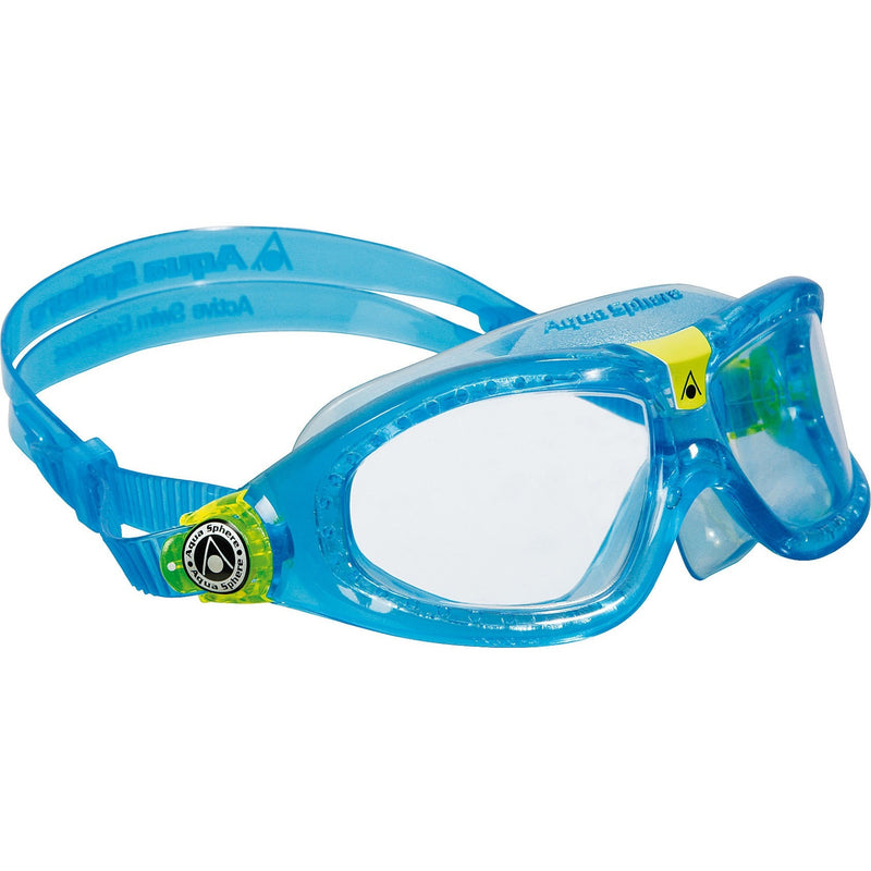 Aqua Sphere Seal Kid 2 - Clear Lens - Kids and Junior Swim Masks - Anglo Dutch Pools and Toys
