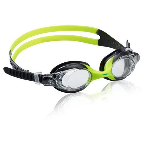 Speedo Kids Skoogles Goggle- Black/Green- Anglo Dutch Pools & Toys  - 1