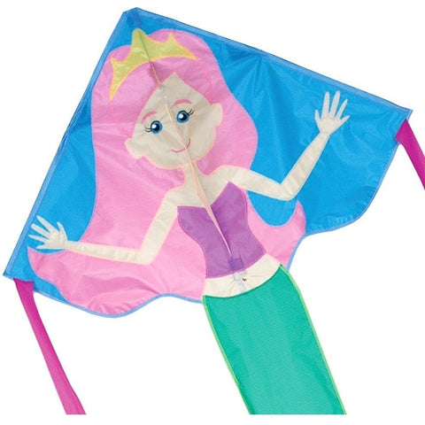 Kites - Premier Kites Regular Easy Flyer Kite - Serena Mermaid