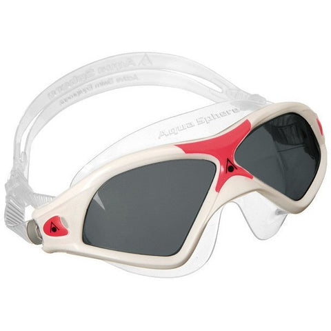 Aqua Sphere Seal XP 2.0 Ladies - Smoke Lens - Adult Swim Masks - Anglo Dutch Pools and Toys