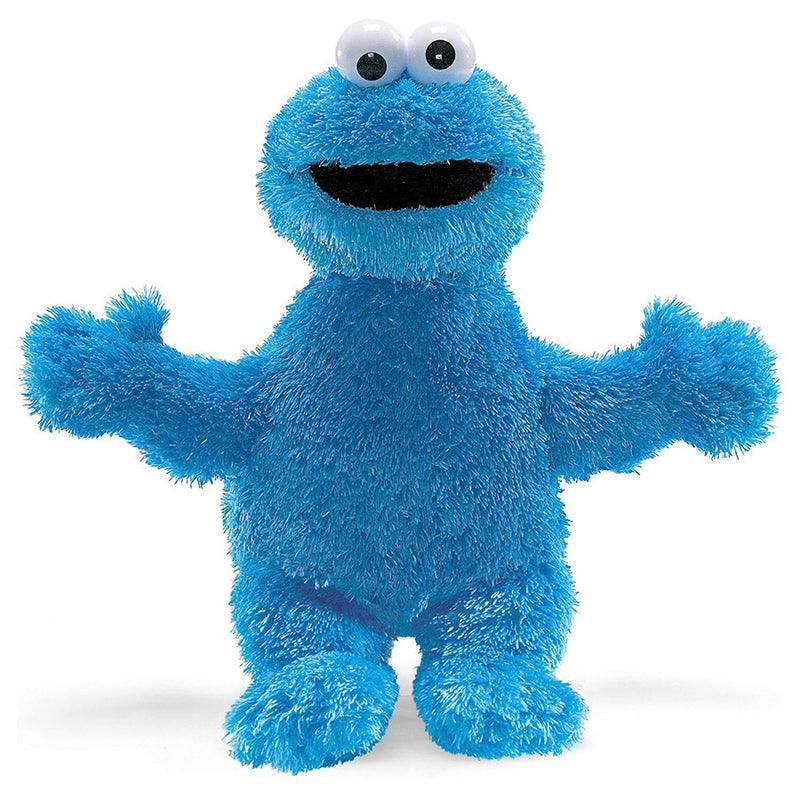 Licensed Plush Characters - Gund Sesame Street Cookie Monster 12""
