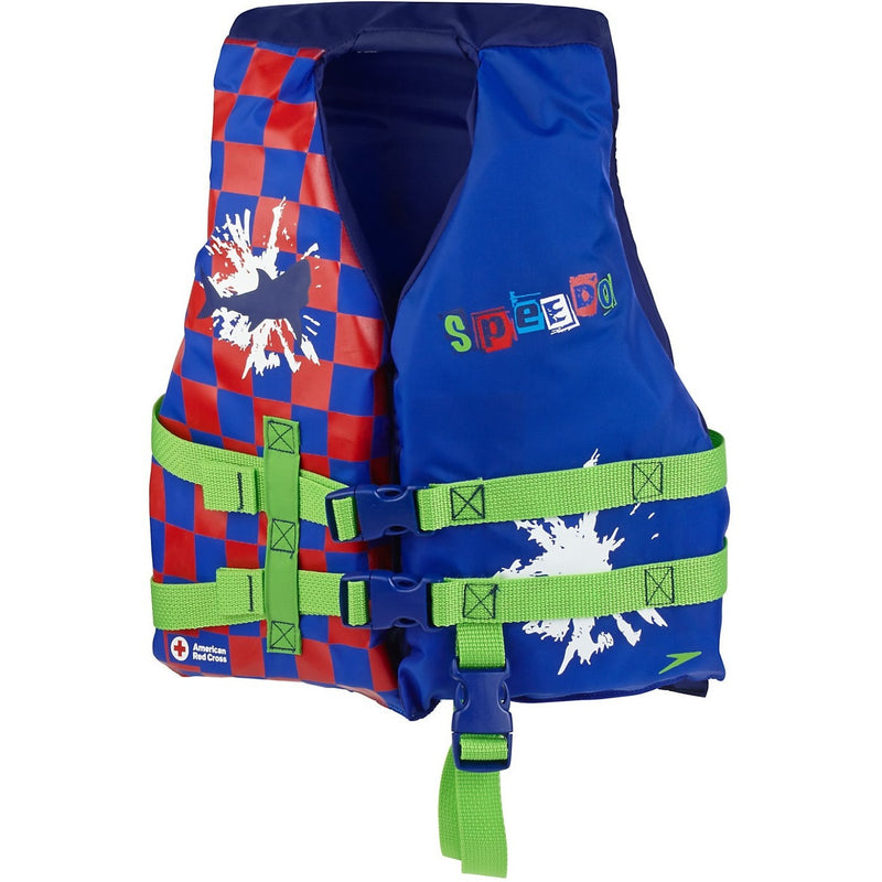 Speedo Begin to Swim Kids Personal Flotation Device- Blue - Life Jackets and Vests - Anglo Dutch Pools and Toys