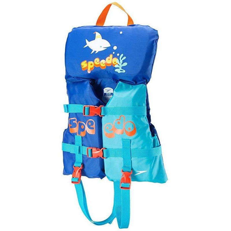 Speedo Infant Personal Flotation Device- Electric Blue ...