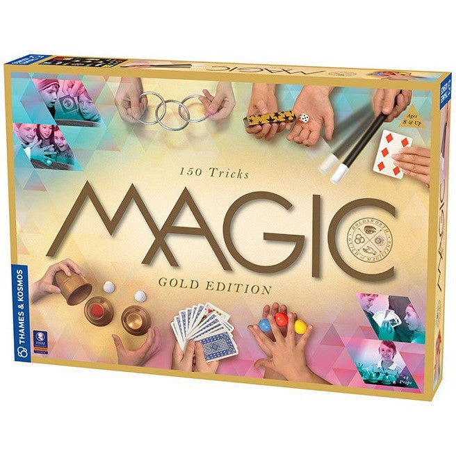 Thames & Kosmos Magic: Gold Edition- - Anglo Dutch Pools & Toys  - 1