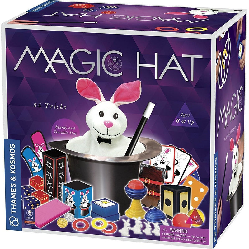 Magic Tricks And Kits - Thames & Kosmos Magic Hat