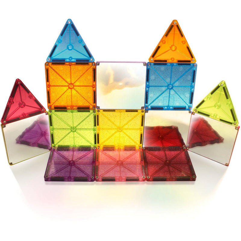Magna-Tiles® Stardust 15 Piece Set