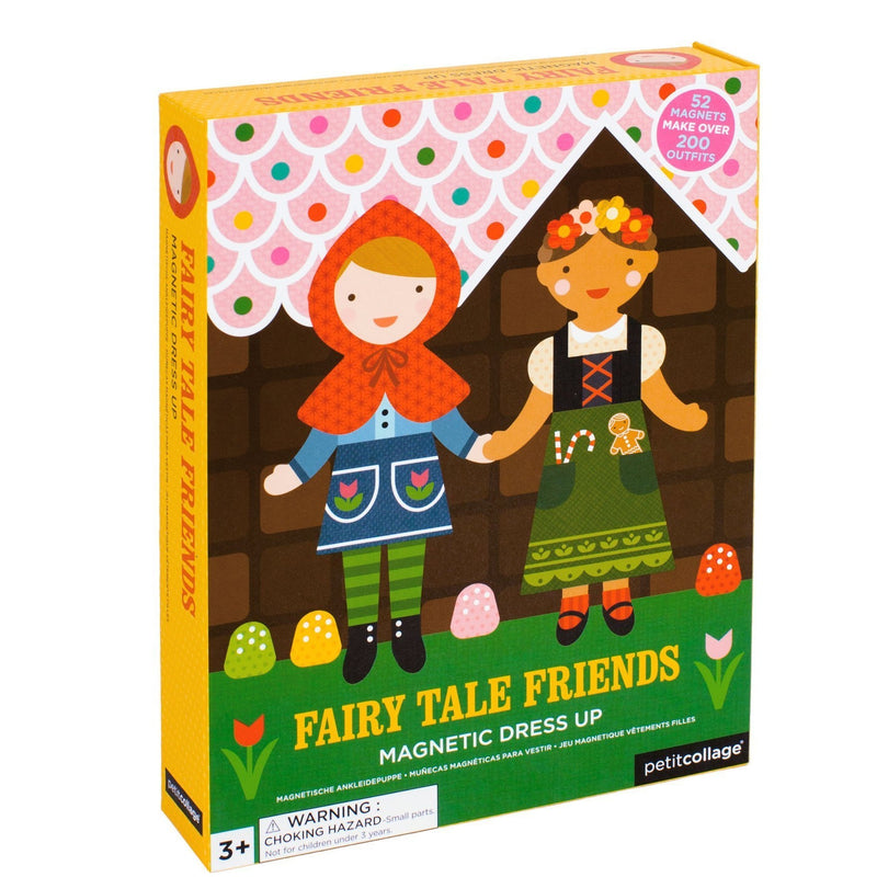 Petit Collage Fairy Tales Magnetic Builder