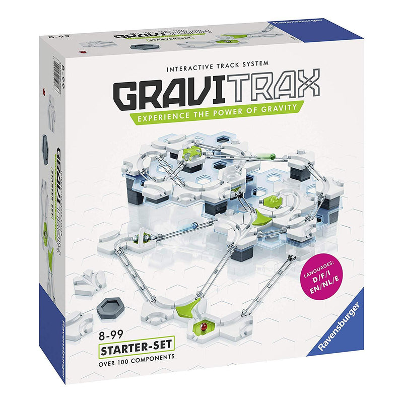 Marble Runs And Mazes - GraviTrax Starter Set