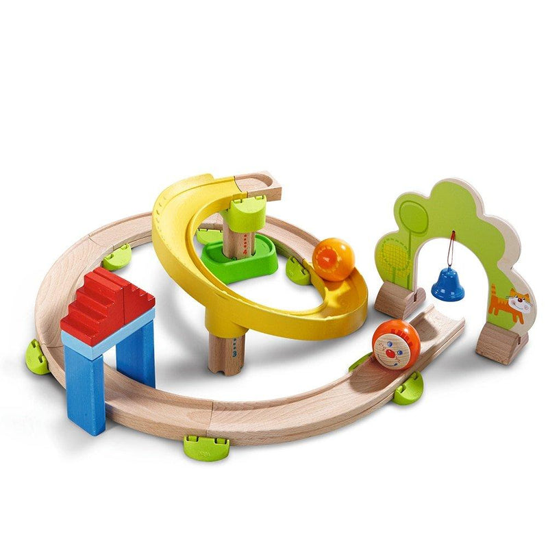 Marble Runs And Mazes - HABA Kullerbu Spiral Track Set