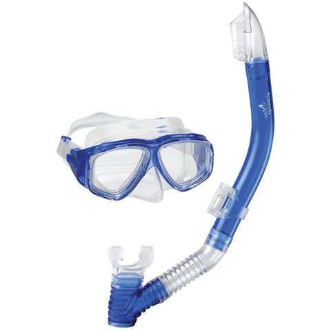 Speedo Jr. Adventure Mask/Snorkel Set - Mask and Snorkel Set - Anglo Dutch Pools and Toys