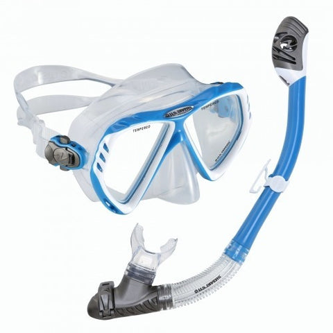 U.S. Divers Regal LX + Tucson Mask & Snorkel - Mask and Snorkel Set - Anglo Dutch Pools and Toys