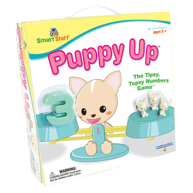 Math And Word Games - Smart Start Puppy Up Game