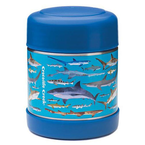 Crocodile Creek Insulated Food Jar - Mealtime - Anglo Dutch Pools and Toys