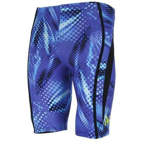Men's Active And Racing Swimwear - Aqua Sphere MP Team Suit Jammer - Mesa - Royal