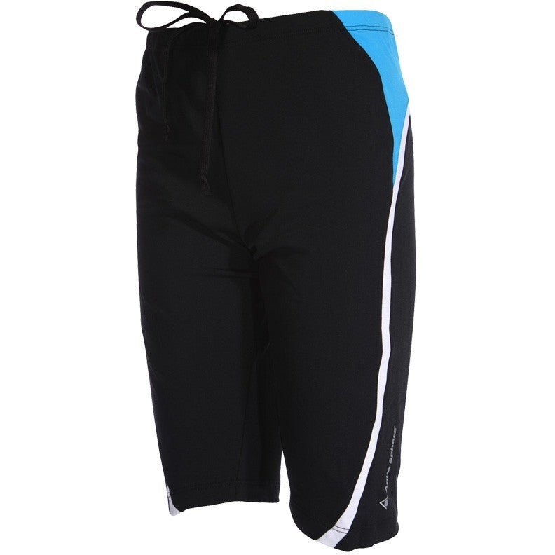 Aqua Sphere Santiago Black & White - Men's Active and Racing Swimwear - Anglo Dutch Pools and Toys