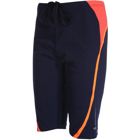 Aqua Sphere Santiago Navy & Coral - Men's Active and Racing Swimwear - Anglo Dutch Pools and Toys