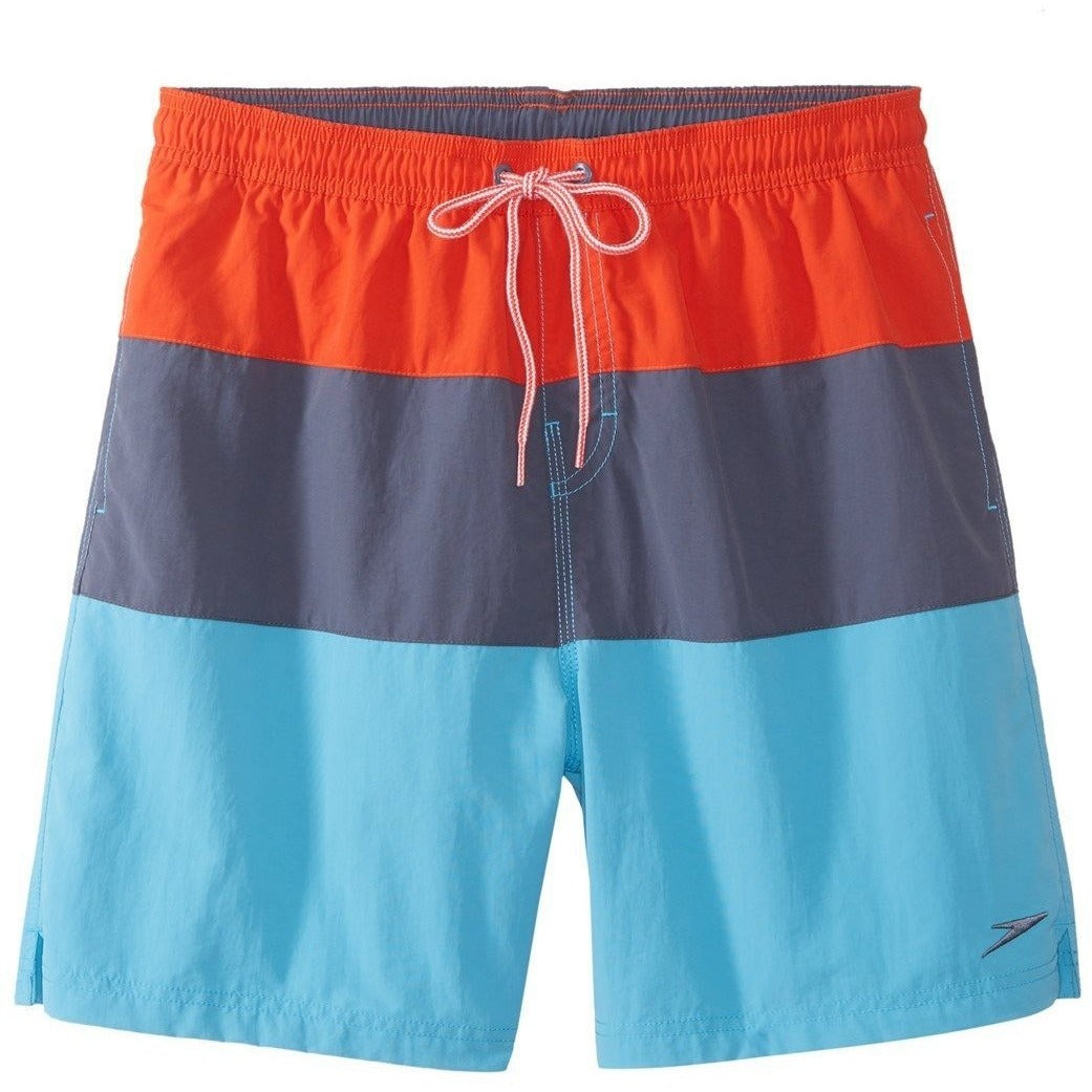 5c98dead8d Create A Gift Registry. Time to Start Brainstorming. See more: Men's  Lifestyle Swimwear · Speedo Colorblock Volley Swim Shorts- Electric Orange