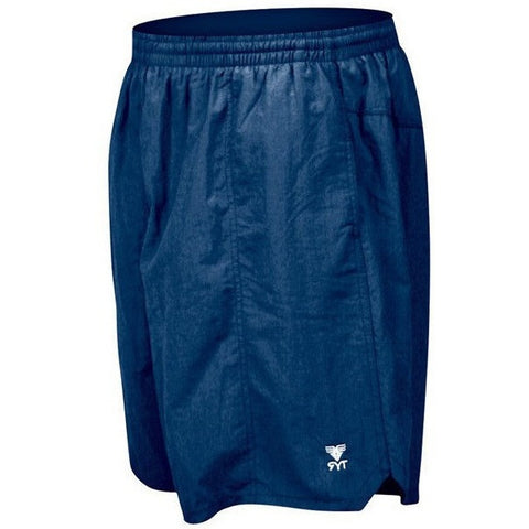 TYR Men's Classic Deckshorts- Navy- - Anglo Dutch Pools & Toys