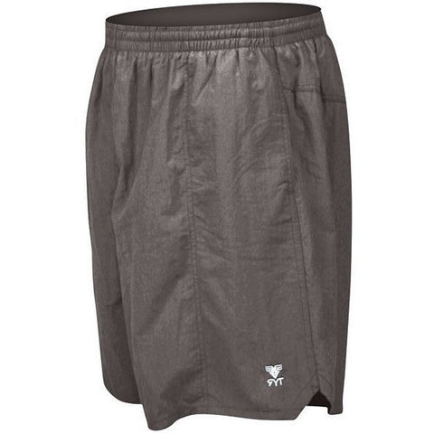TYR Men's Classic Deckshorts- Titanium- - Anglo Dutch Pools & Toys
