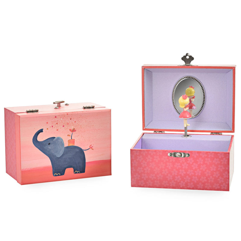 Music Boxes - Egmont Toys Musical Jewelry Box - Elephant