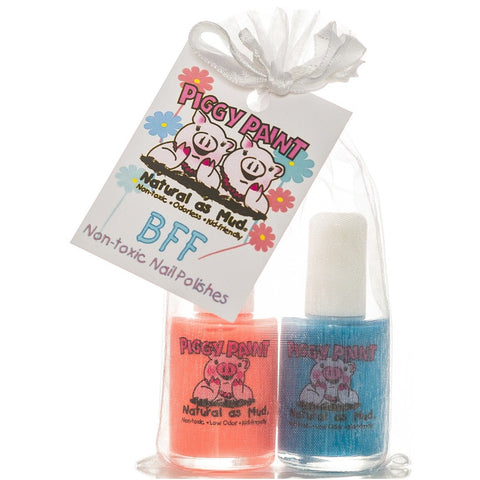 Piggy Paint BFF Nail Polish Set- - Anglo Dutch Pools & Toys  - 1