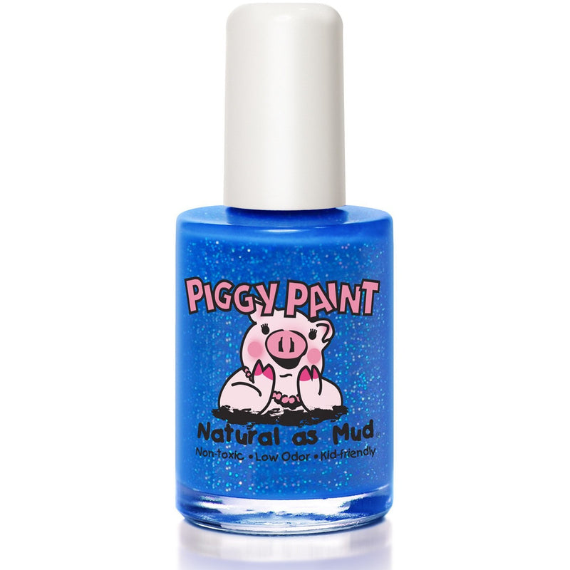 Piggy Paint Brand Spank'N Blue Nail Polish - Nail Polish and Lip Balms - Anglo Dutch Pools and Toys