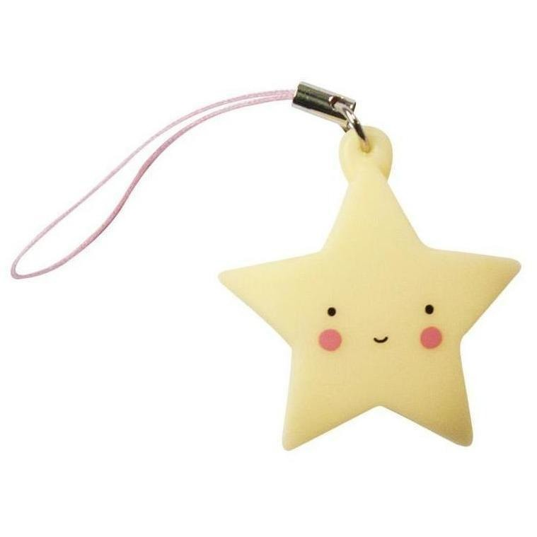 A Little Lovely Company Yellow Star Charm - Novelty Items - Anglo Dutch Pools and Toys
