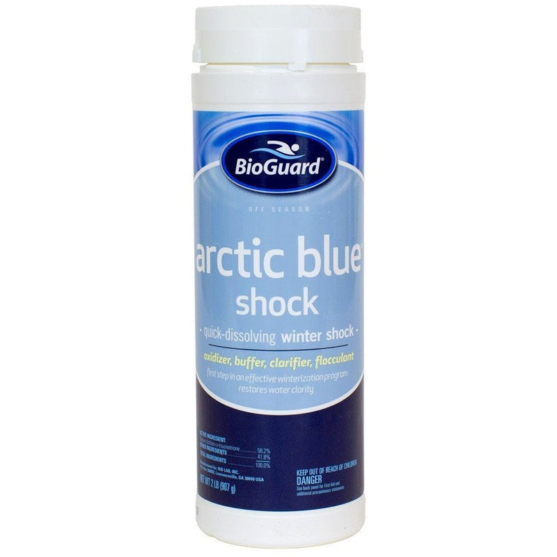 Off Season Chemicals - BioGuard Arctic Blue Shock (2 Lb)