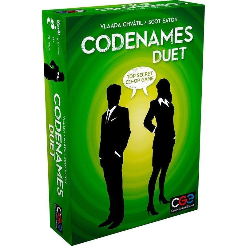 Party And Social Games - Codenames Duet Game