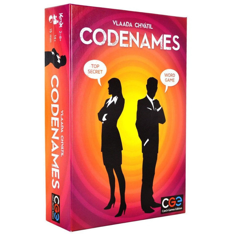Party And Social Games - Codenames Game