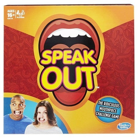 Speak Out Game- - Anglo Dutch Pools & Toys  - 1