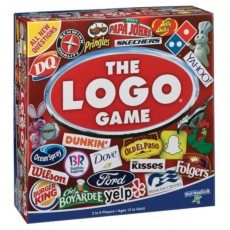 Party And Social Games - The Logo Game
