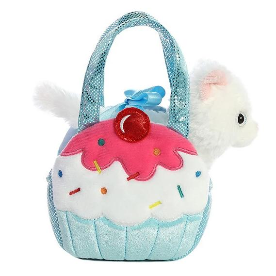 Pet Carriers - Aurora Fancy Pals - Sweets Blue Pet Carrier