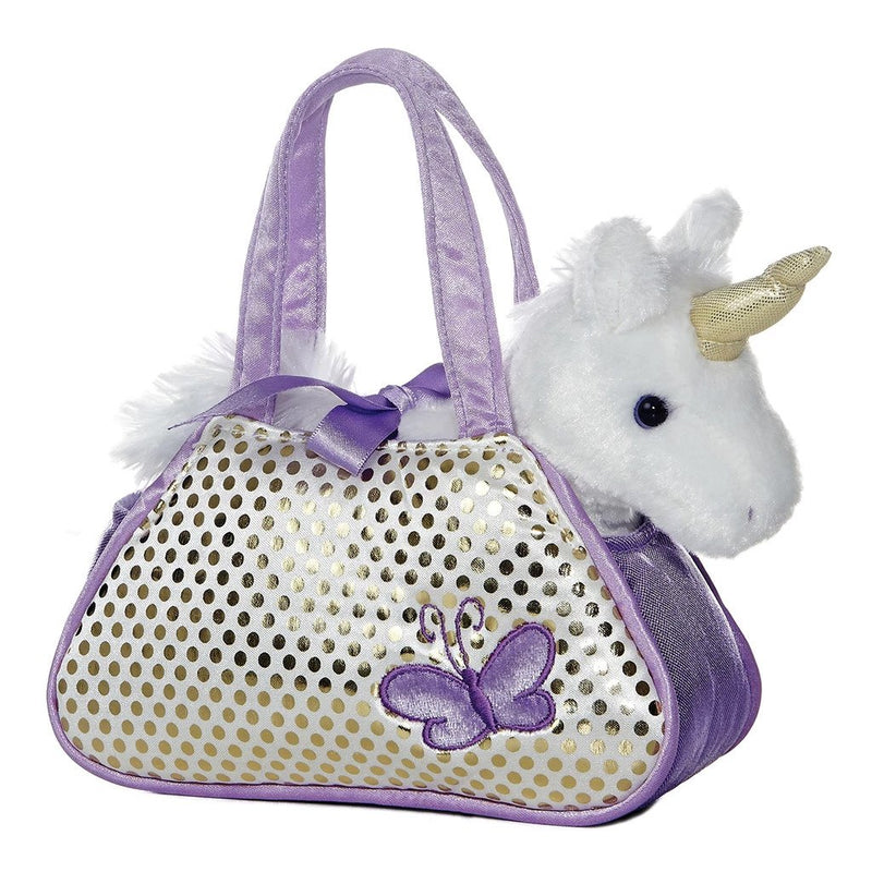 Pet Carriers - Aurora Fancy Pals - Unicorn Pet Carrier